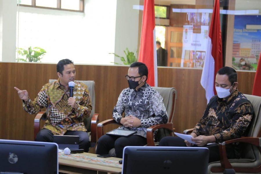 Wali Kota Tangerang Ditunjuk Jadi Pembicara Dialog Nasional Pemulihan Ekonomi