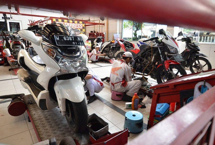 Berikan Layanan Terbaik, Wahana Siap Manjakan Motor Honda Konsumen
