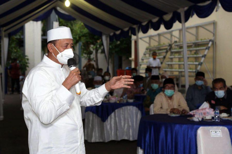 Gubernur Minta Masyarakat untuk Bangkitkan Budaya dan Peradaban Kesultanan Banten