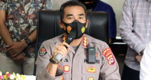 Polda Banten Sosialisasikan SE Mendagri: Tidak Ada Buka Puasa Bersama dan Open House