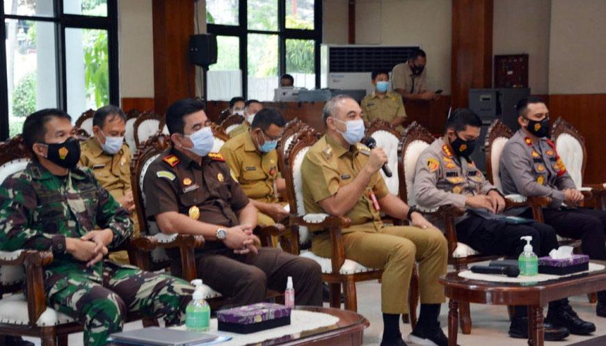 Bupati Tangerang Gelar Rakor Dalam Tindaklanjuti Arahan Mendagri,