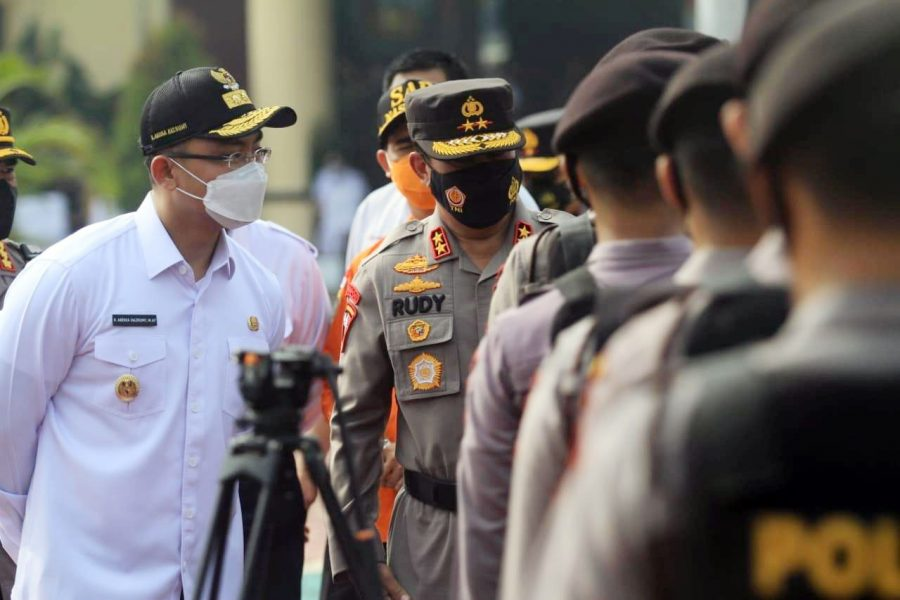 Siap Amankan Larangan Mudik, Pemprov Banten Minta Kereta Api di Stop