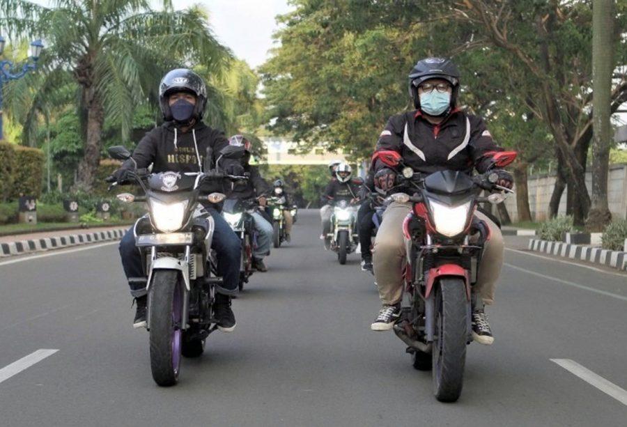Kopdar CB150R, Silahturahim Ramadhan Komunitas Penggemar Motor Sport Honda