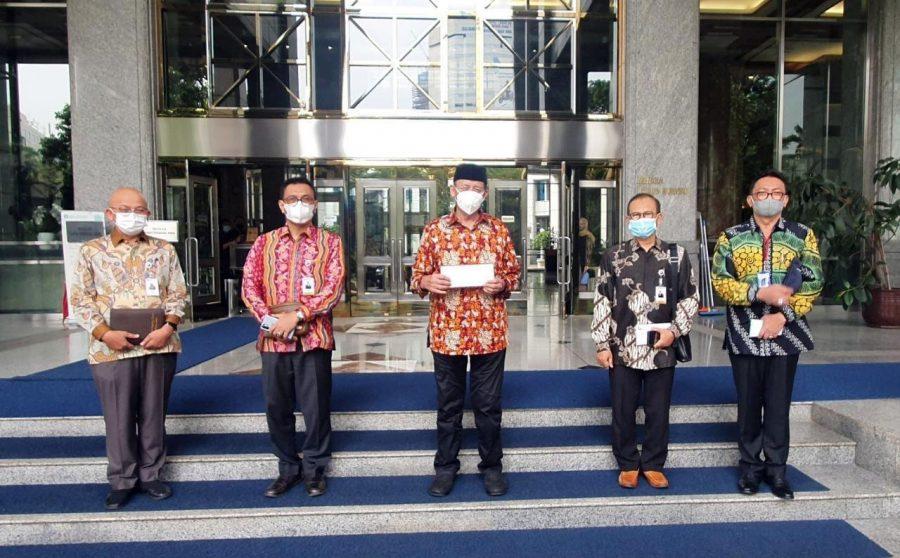 Otoritas Jasa Keuangan Nyatakan Bank Banten Sehat