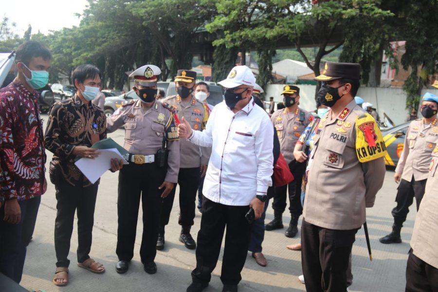 Kompolnas Apresiasi Polda Banten Pengamanan Larangan Mudik