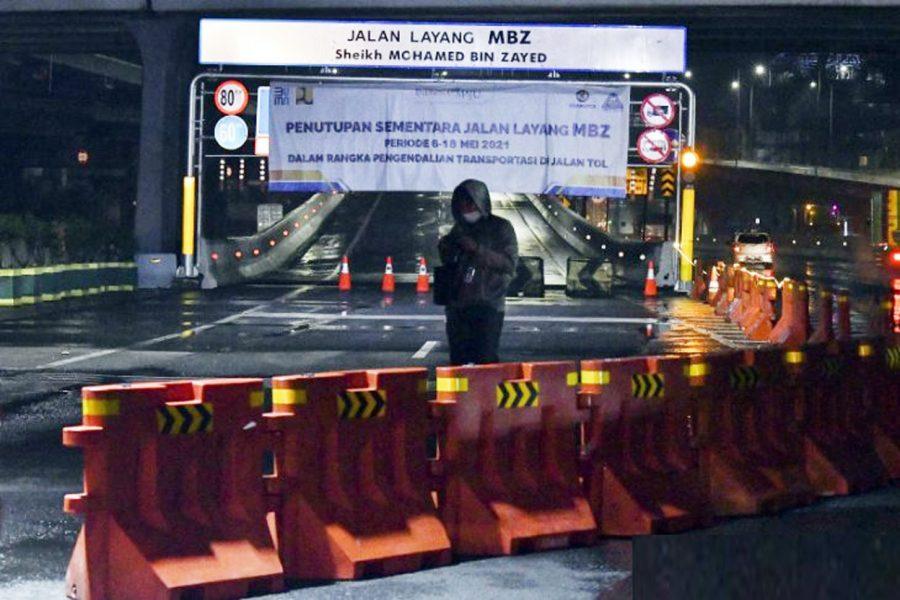 Polda Metro Jaya Putar Balik 1.070 Kendaraan di Hari Pertama Larangan Mudik