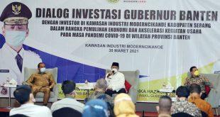 Investasi Banten Pada Tri Wulan 1 Capai 14,78 Triliun