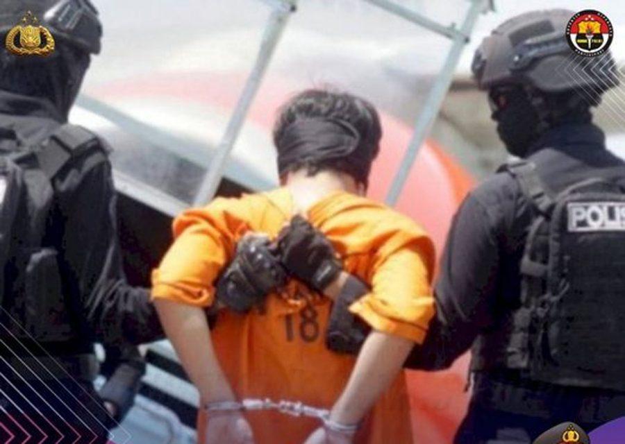 Tim Densus 88 Tangkap Buronan Teroris Yusuf Iskandar di Sukabumi