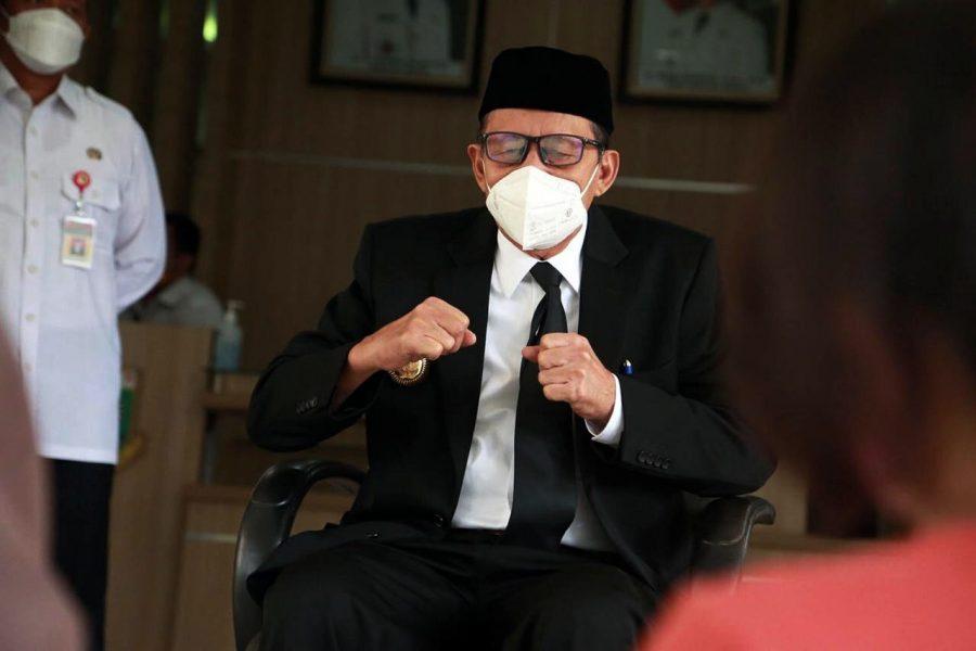 Wahidin Halim Kembali Memperpanjang PPKM Mikro Hingga 17 Mei 2021