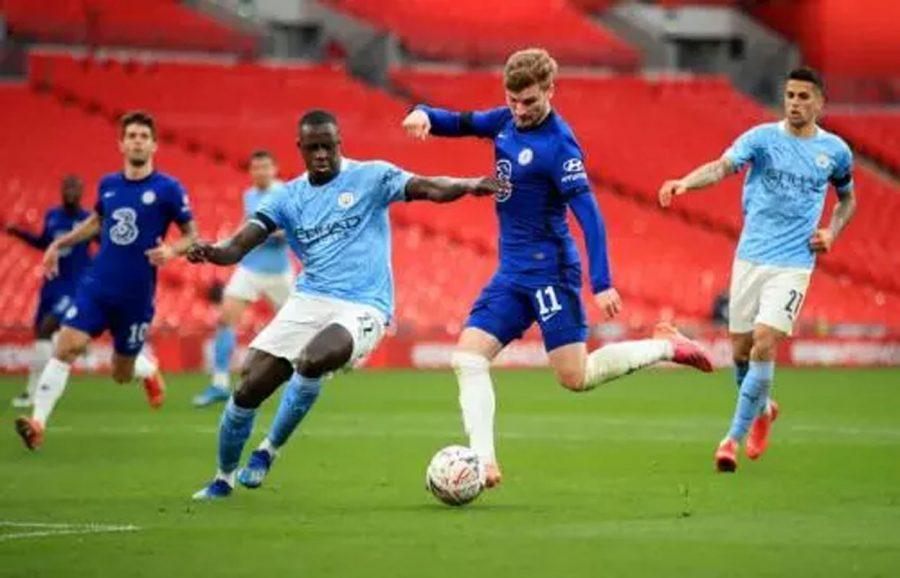 Kunci Gelar Liga Inggris, Manchester City vs Chelsea