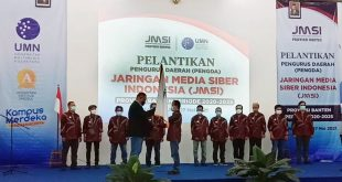 Polda Banten Apresiasi Pelantikan Pengurus JMSI Provinsi Banten