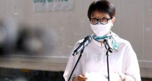 Retno Marsudi: Waspadai Kenaikan Kasus Pandemi Covid-19 Global