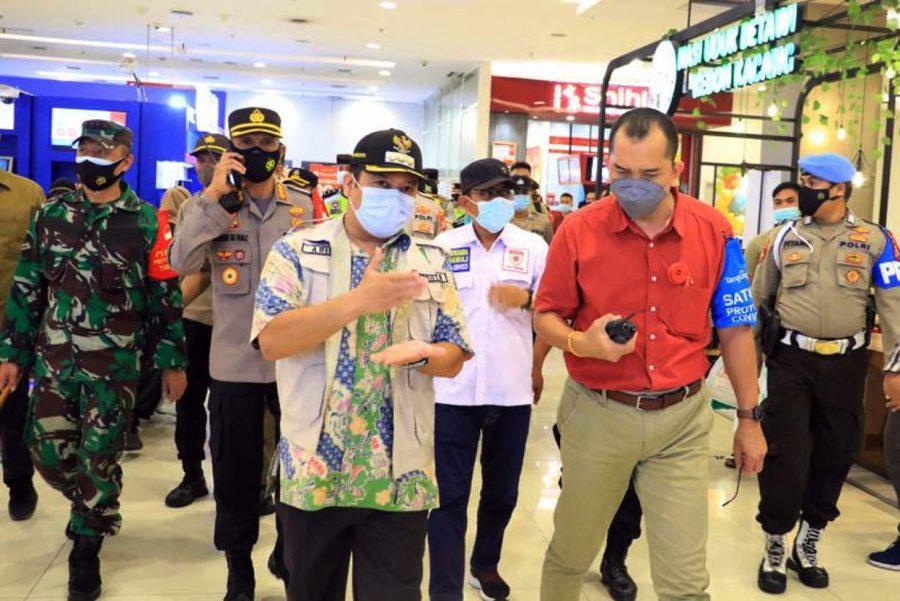 Prokes Pusat Keramaian, Wali Kota Minta Tang City Mall Ditutup Secara Bertahap