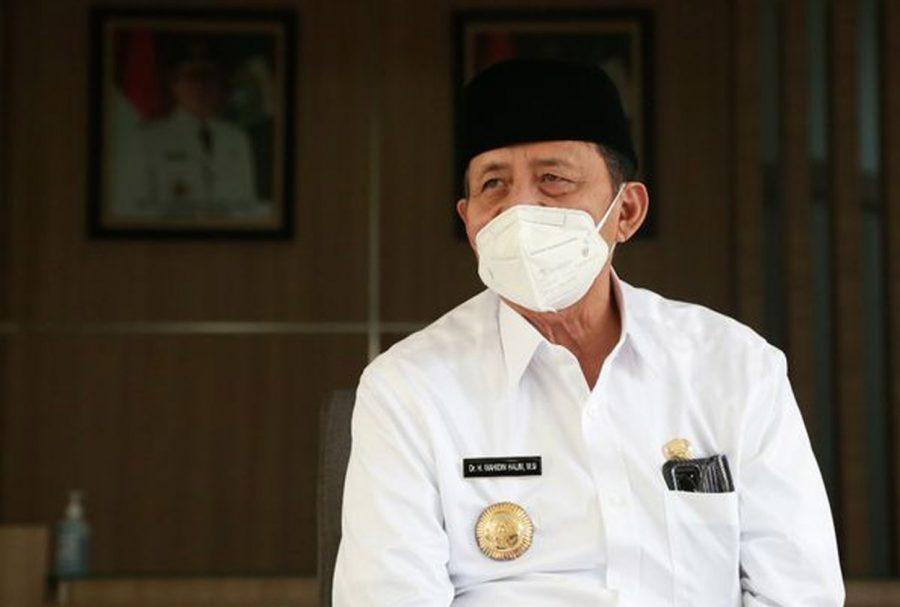 Perkara Dugaan Korupsi Pengadaan Masker Dinkes Banten, Ini Kata Gubernur