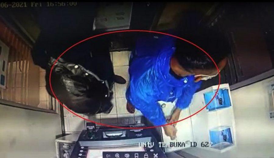 Nekat Bobol ATM di Universitas Terbuka Tangsel, 2 Ditangkap Satpam 1 Orang Melarikan Diri