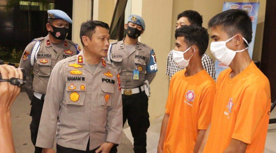 Polisi Buru Satu Tersangka Pengepul Benih Lobster Selundupan di Pandeglang