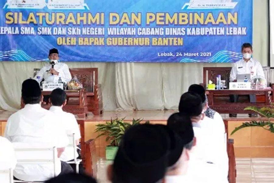 Tahun 2020, Pemprov Banten Alokasikan Anggaran 407 Miliar untuk Pendidikan Gratis