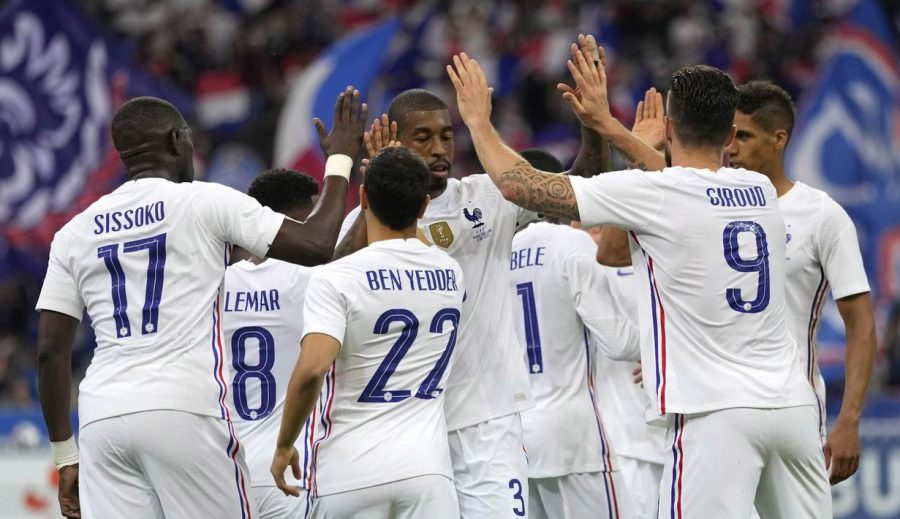 Timnas Prancis Bungkam Bulgaria di Laga Uji Coba Dengan Skor 3-0