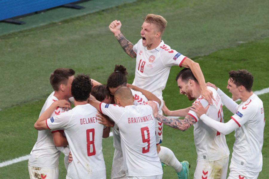 Piala Eropa 2020: Denmark Lolos ke 16 Besar Usai Tumbangkan Rusia 4-1