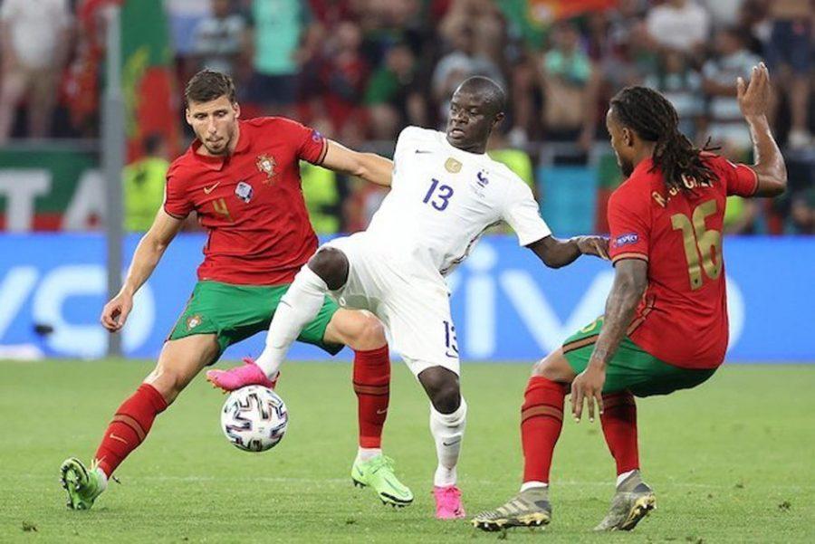 Hasil Piala Eropa 2020: Portugal vs Prancis Skor Berimbang 2-2