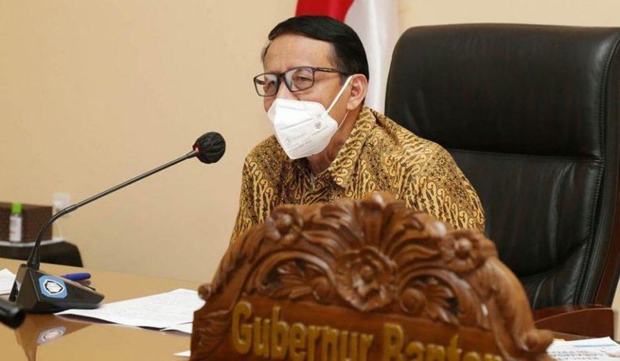 Pengunduran Diri 20 Pejabat Dinkes, Gubernur Banten: Sedang Kita Analisa dan Identifikasi