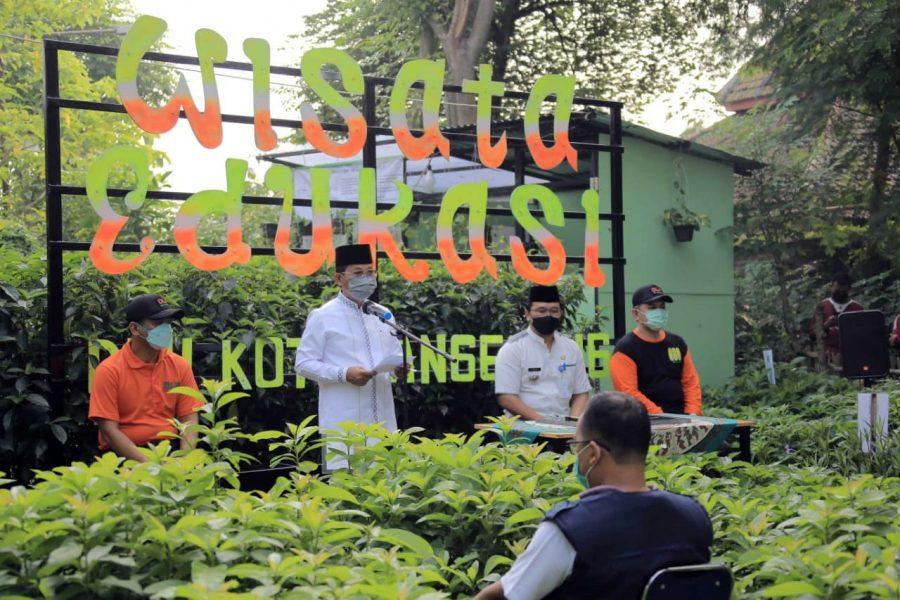 Pemkot Tangerang Resmikan Wisata Edukasi, Sachrudin Ajak Masyarakat Kelola Lingkungan