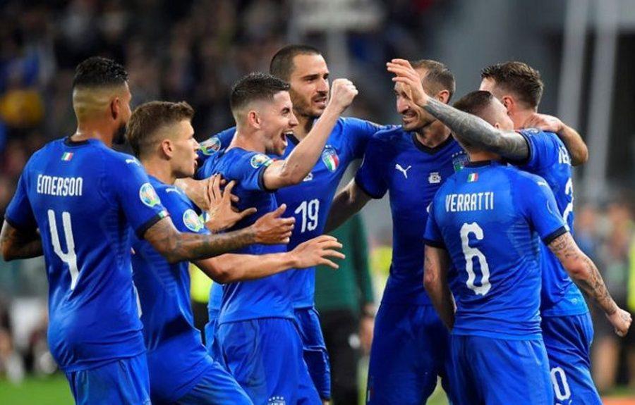 Hasil Pertandingan Italia vs Republik Ceko: Gli Azzuri Pesta Gol Dengan Skor 4-0