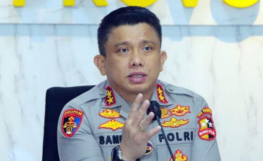 Diduga Pungli, Propam Polri Lakukan OTT Oknum Polisi