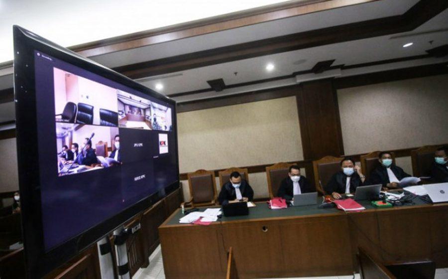 KPK Eksekusi Dua Terpidana Penyuap Eks Mensos Juliari Batubara ke Lapas