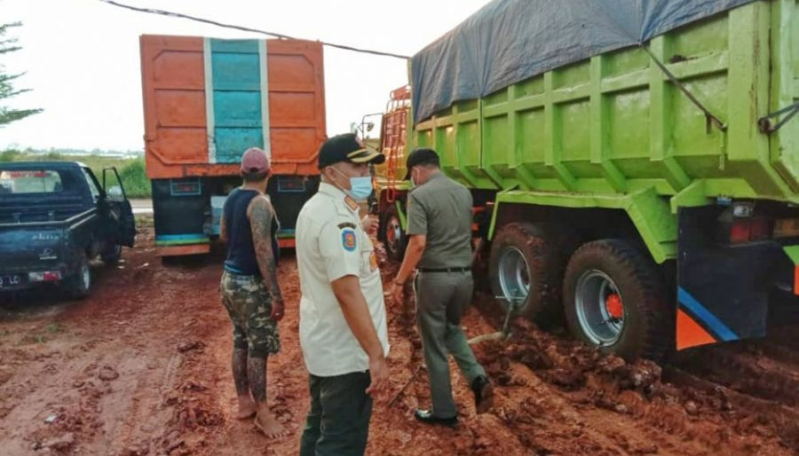 Pemkab Tangerang Hentikan Aktivitas Galian Tanah di Desa Bantar Panjang