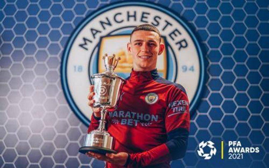 Kevin De Bruyne Terpilih sebagai PFA Player of The Year Liga Inggris