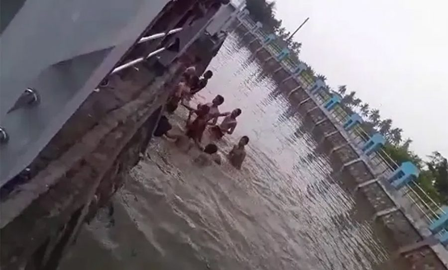 Bermain Air di Proyek Kanal Banten Lama, Tiga Bocah Tewas Tenggelam