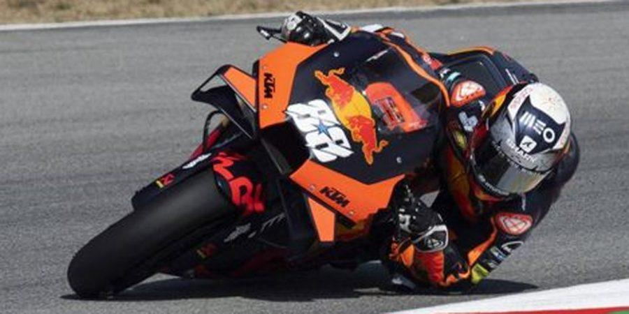Hasil Race MotoGP Catalunya: Miguel Oliveira Menang, Marquez dan Rossi Jatuh