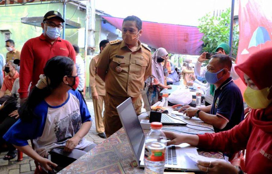 Walikota Arief Ajak Masyarakat Umum Ikuti Vaksinasi Dalam Pencegahan Penyebaran Covid-19