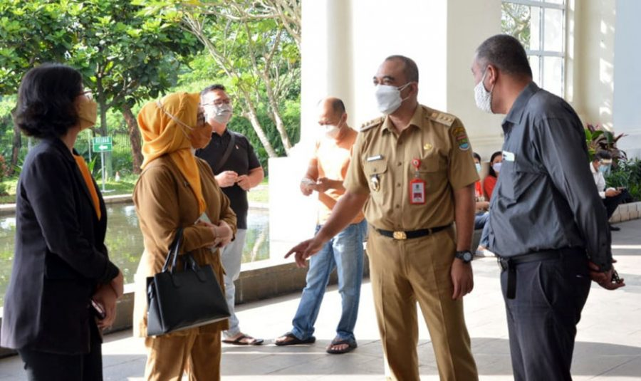 Pemkab Tangerang Maksimalkan Vaksinasi Covid-19 Bagi Warga