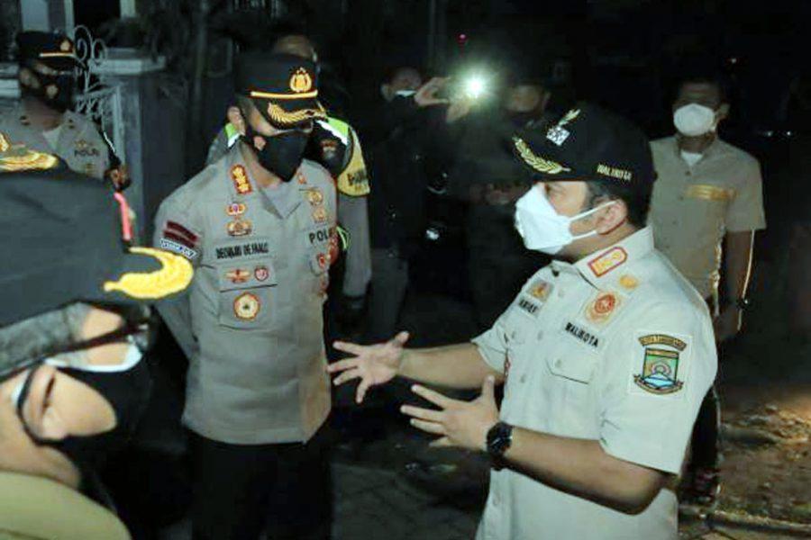 Pemkot Tangerang Bangun Dapur Umum di Lingkungan RW Dalam Zona Merah Covid-19