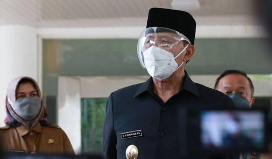 Wahidin Halim: Realisasi APBD 2020 Pemprov Banten Mencapai 92%