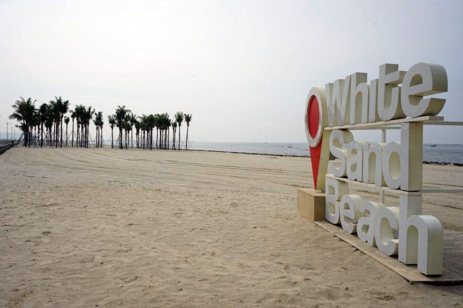 Wisata Pantai Pasir Putih Tangerang Ditutup untuk Pencegahan Peningkatan COVID-19