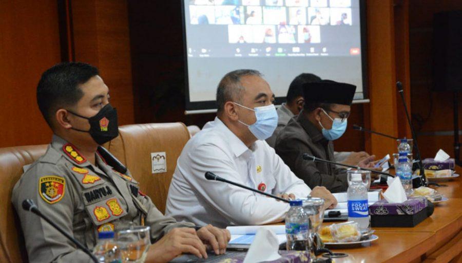 Pilkades Serentak 77 Desa di Kabupaten Tangerang Resmi Ditunda