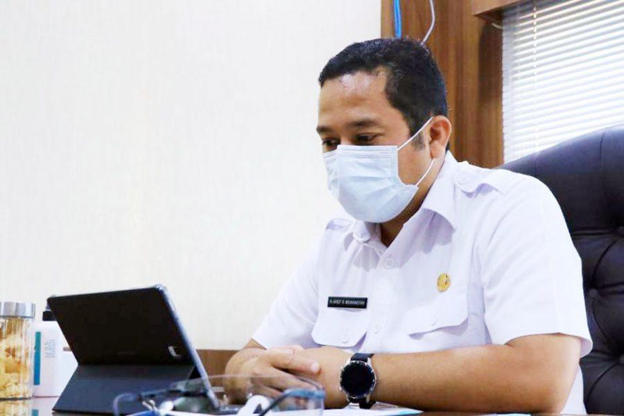 Walikota Arief Ajak Mahasiswa Kesehatan Ikut Serta Tangani Pandemi Covid-19
