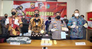 Ditresnarkoba Polda Banten Berhasil Menangkap Tiga Pengedar Obat Terlarang