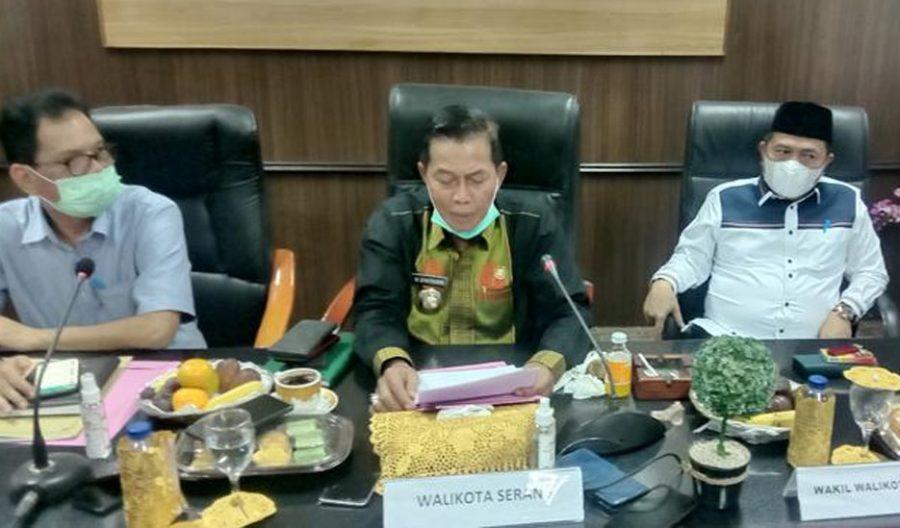 Pemkot SerangResmi Melarang Warga Shalat Idul Adha 2021Berjamaah