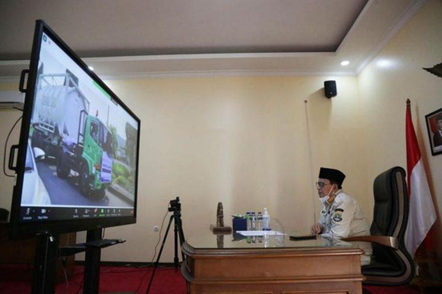 Wahidin Halim: Persoalan Oksigen Medis Terpecahkan