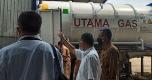 Rumah Sakit di Banten Mendapat Bantuan Oksigen Medis untuk Pasien Covid-19