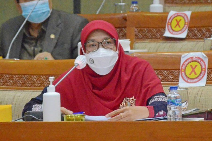 Netty Prasetiyani Minta Pemerintah Evaluasi Secara Menyeluruh PPKM