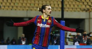 Presiden Barcelona Mengkonfirmasi Antoine Griezmann untuk Dijual