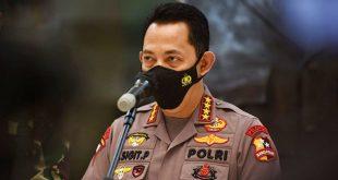 Kapolri Instruksikan Polda Se-Indonesia Gelar Patroli Skala Besar Pembagian Bansos