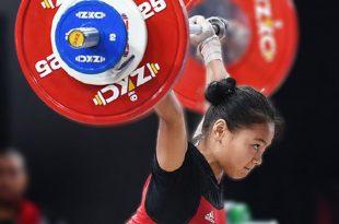 Angkat Besi Olimpiade Tokyo 2020: Windy Cantika Aisah Peraih Medali Pertama Indonesia