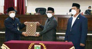Gubernur Banten Ajak DPRD Tingkatkan Sinergitas untuk Wujudkan Kesejahteraan Masyarakat