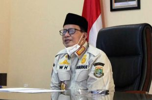 Mendagri Apresiasi Insentif Tenaga Kesehatan di Banten Capai 53,04 Persen